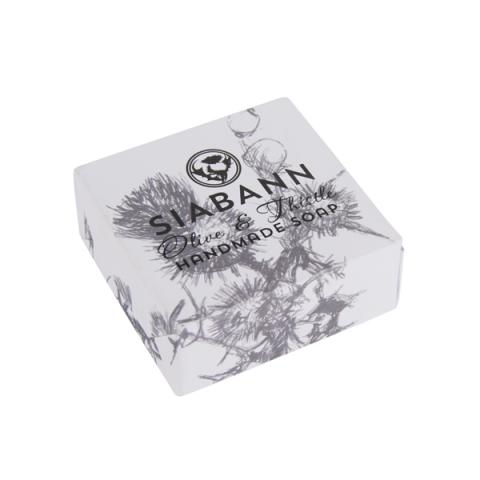 Siabann Olive And Thistle Hand Made Soap