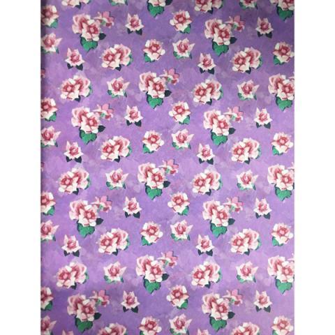 Roses Samuel John Peploe Gift Wrap Sheet