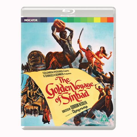 The Golden Voyage of Sinbad Blu-ray