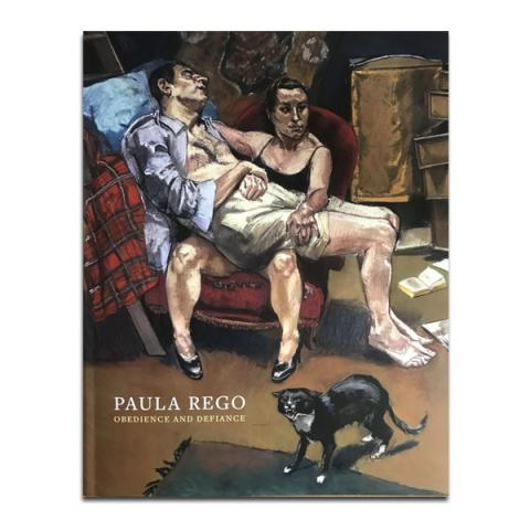 Paula Rego: Obedience and Defiance exhibition book (paperback)