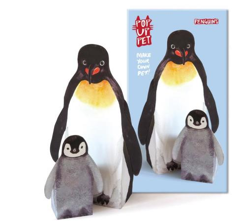 Penguins pop up pets
