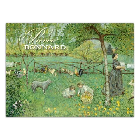 Pierre Bonnard landscapes boxed notecard box (20 cards)