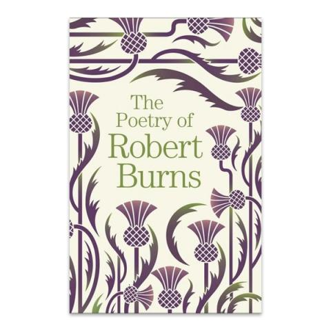 Poetry of Robert Burns (paperback)