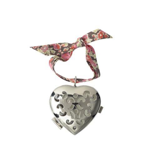 Small Scented Heart Tubereuse Mysore Pomander