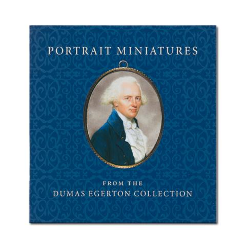 Portrait miniatures from the Dumas Egerton collection (paperback)
