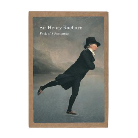 Sir Henry Raeburn postcard pack