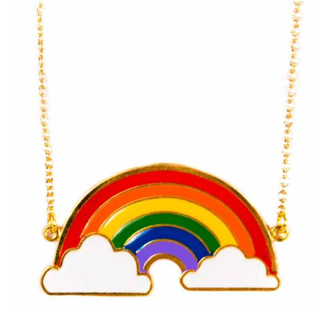 Acorn & Will Rainbow Necklace