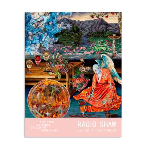 Reinventing the Old Masters Raqib Shaw Postcard Pack