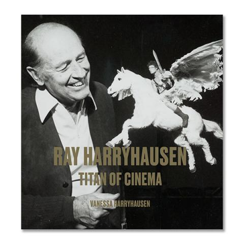 Ray Harryhausen: Titan of Cinema (paperback–new cover)