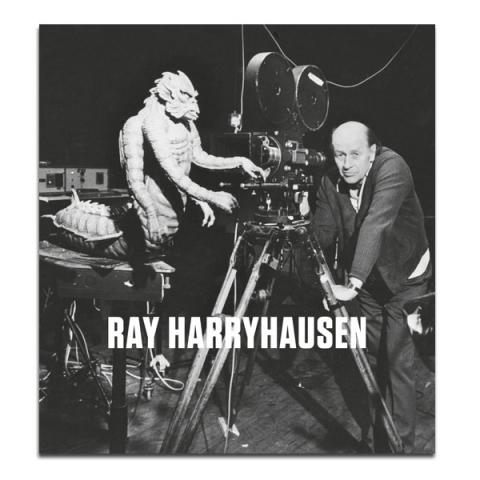 Pre-order Ray Harryhausen: Titan of Cinema limited edition book signed by author