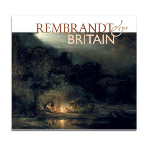 Rembrandt & Britain Souvenir Guide