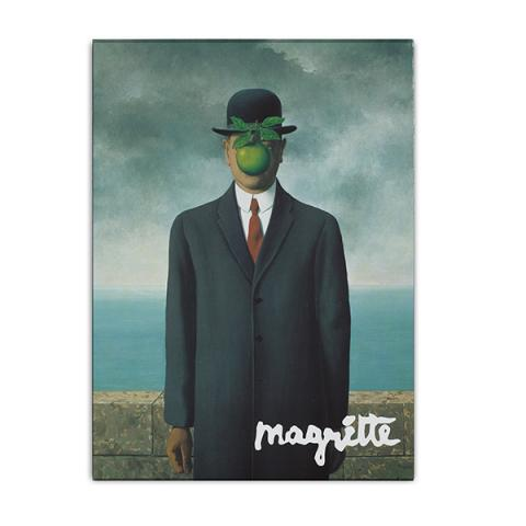 René Magritte notecard wallet (10 cards)