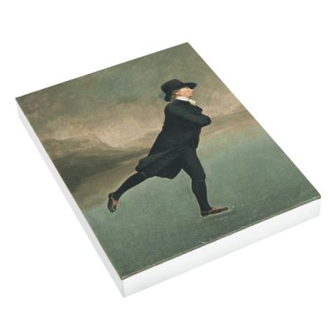 Reverend Robert Walker by Sir Henry Raeburn ready to hang canvas print