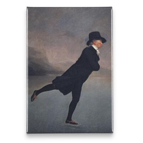 Reverend Robert Walker by Sir Henry Raeburn magnet
