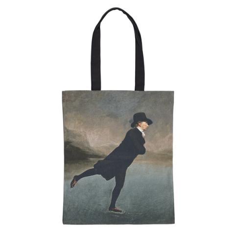 Reverend Walker reusable canvas tote bag