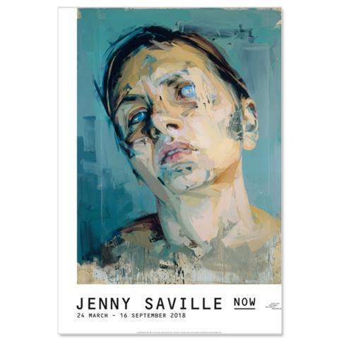 Rosetta II Jenny Saville Large Poster Print