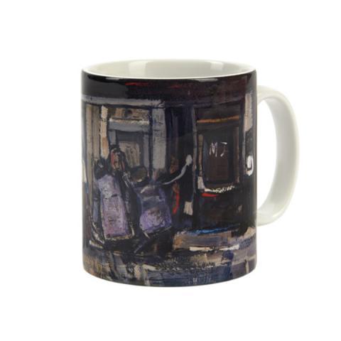 Glasgow Street, Rotten Row Joan Eardley Mug