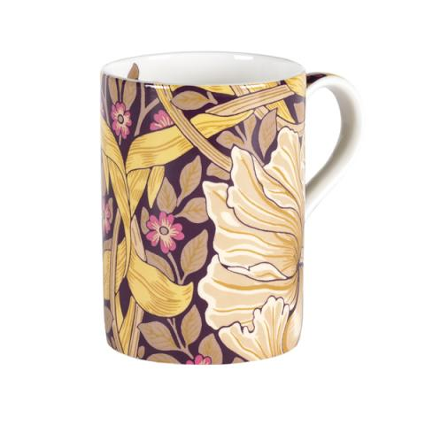 Royal Worcester Morris and Co Pimpernel Fig and Sisal Mug
