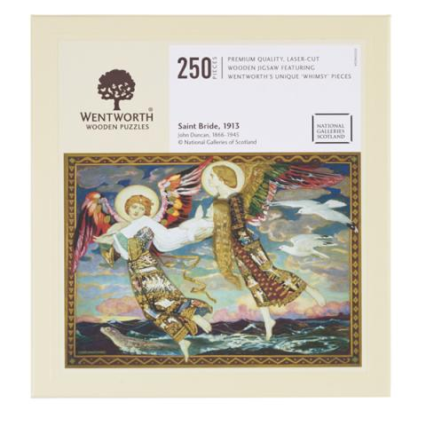 Saint Bride wooden jigsaw puzzle (250 pieces)