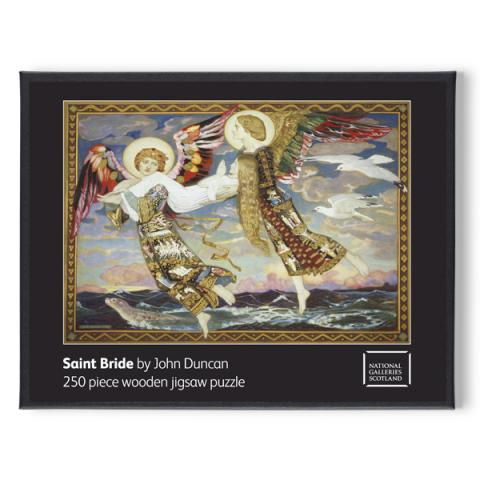 Saint Bride (250 pieces) Wooden Jigsaw Puzzle