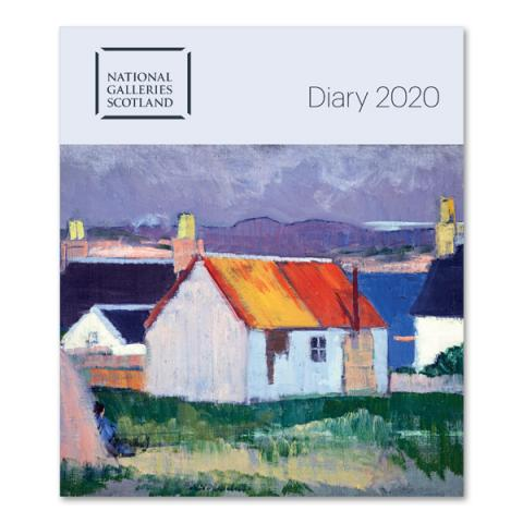 National Galleries of Scotland - Scottish Colourists 2020 Diary