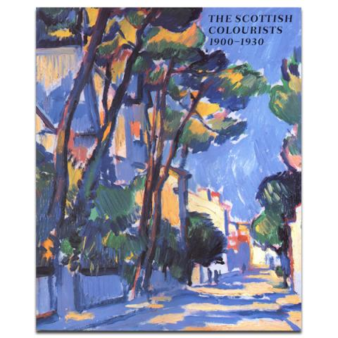 The Scottish Colourists 1900-1930 Hardback