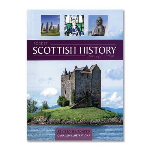Pocket History of Scotland (paperback)