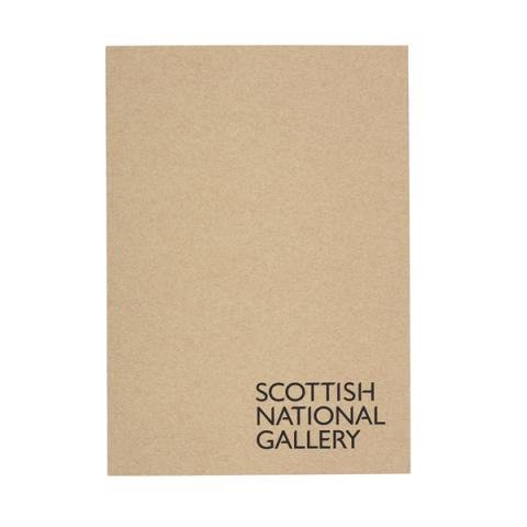 National Galleries of Scotland A4 eco sketchpad
