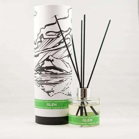 Scottish glen fragrance reed diffuser