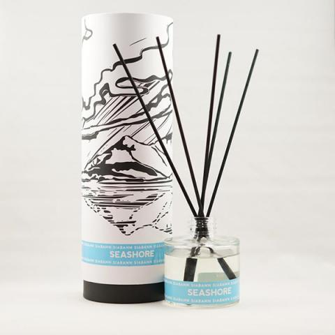 Scottish seashore fragrance reed diffuser