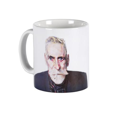 Self-Portrait by John Byrne ceramic mug