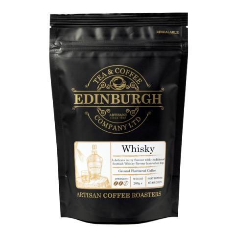 Whisky Flavoured Ground Coffee