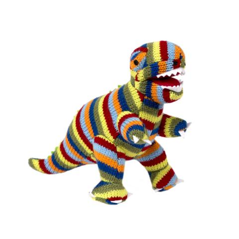 Pebble Dinosaur Rattle