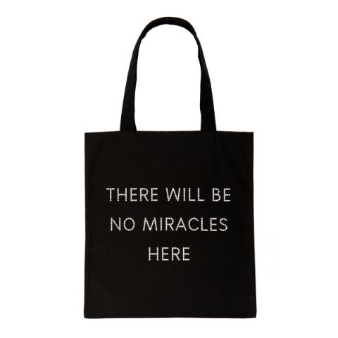 There Will Be No Miracles Here Nathan Coley Tote Bag