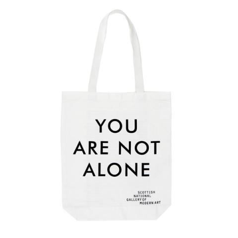 You Are Not Alone Susan Philipsz Tote Bag