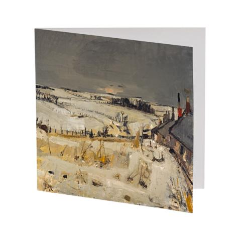 Snow Joan Eardley Christmas Card Pack (10 cards)