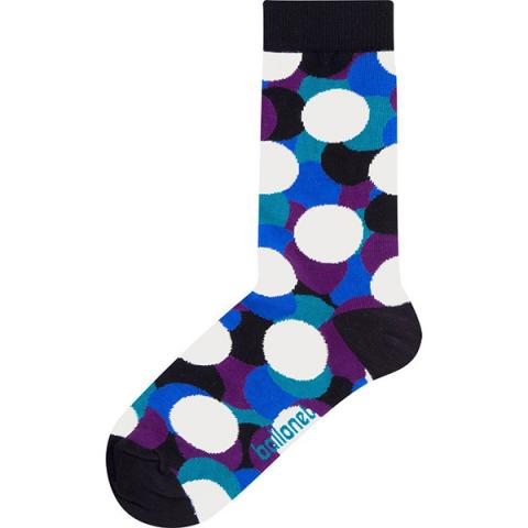 Snowball unisex cotton socks (size 4-7 UK)