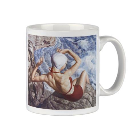 Spray Harold Williamson Mug