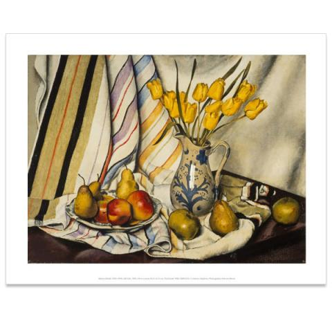 Still Life Edward Baird Art Print