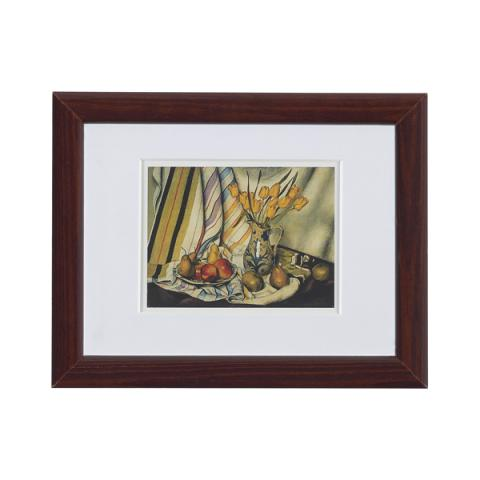 Still Life by Edward Baird ready to hang small framed print