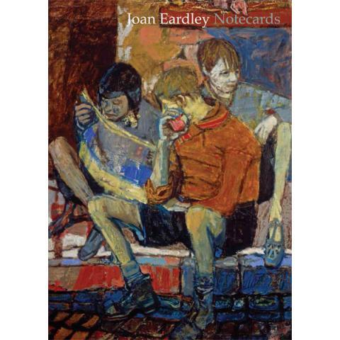 Street Kids Joan Eardley Notecard Wallet (10 cards)