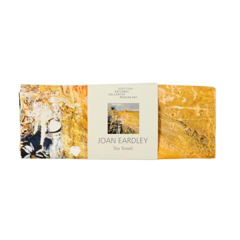Summer Fields Joan Eardley Tea Towel
