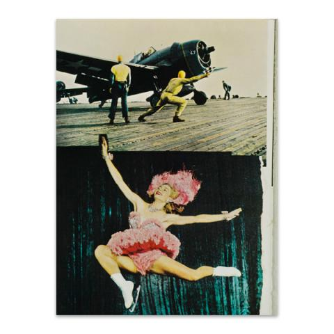 Take off by Sir Eduardo Paolozzi magnet