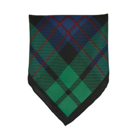 National Galleries of Scotland Tartan Silk Square