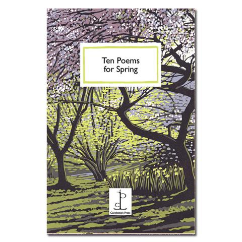 Ten poems of Spring gift book