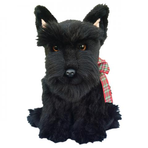 Scottish Terrier Soft Toy