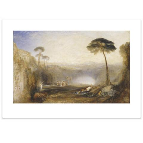 The Golden Bough by Joseph Mallord William Turner large poster print
