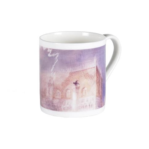 The Piazzetta, Venice by Joseph Mallord William Turner mug