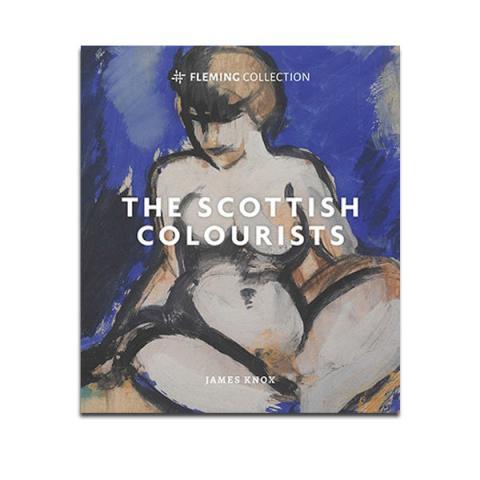 The Scottish Colourists by James Knox (hardback)