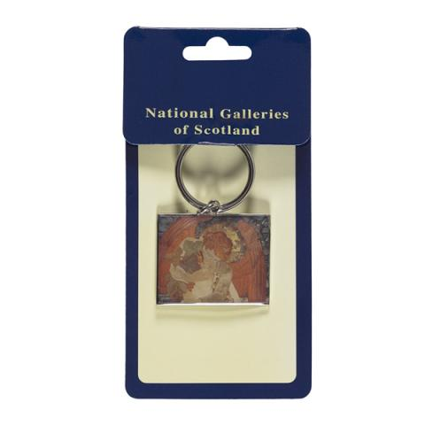 The Victory by Phoebe Anna Traquair keyring